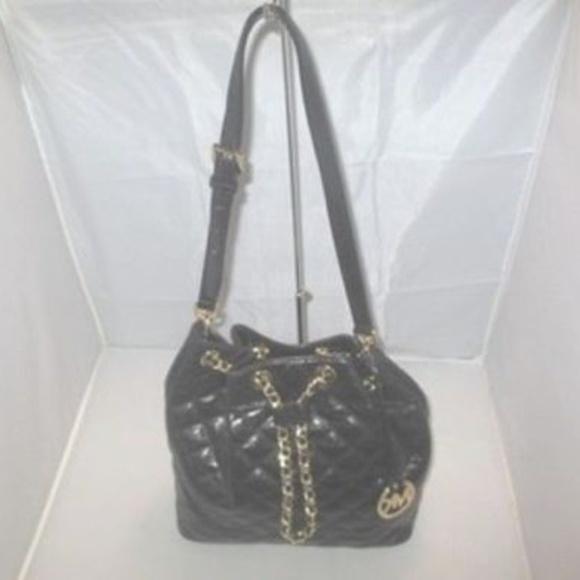 2d610884325d8a Michael Kors Bags | Jane Extra Large Leather Shoulder Bag | Poshmark